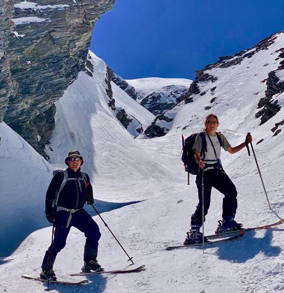 Private Ski Lessons Courchevel and La Tania