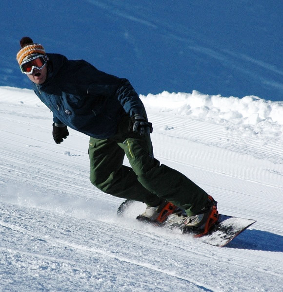 Private Snowboard Lessons in Courchevel & La Tania